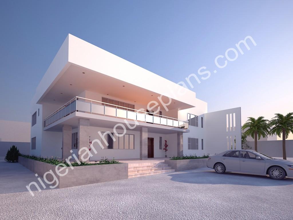 4 bedroom modern nhp