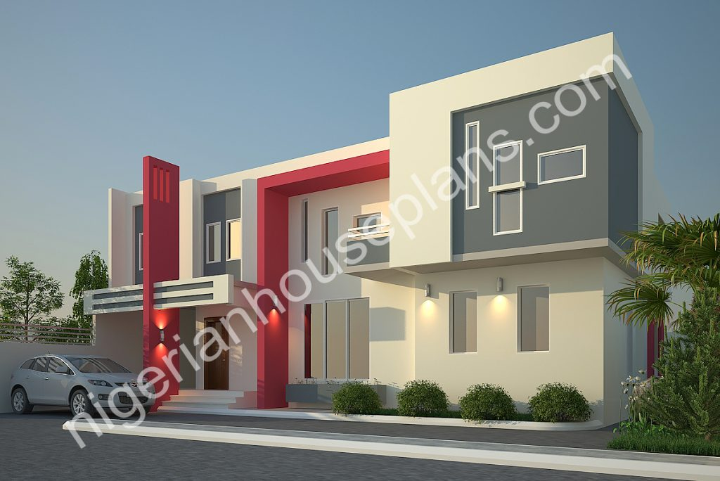 Four bedroom duplex -4B_001